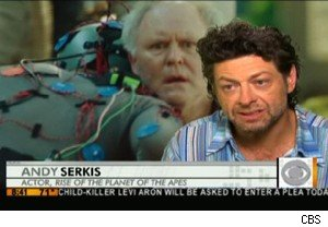 Andy Serkis talks about 'Rise of the Planet of the Apes' on 'Today'