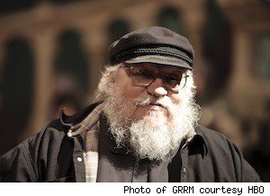 Interview with 'Game of Thrones' Author/Producer George R.R. Martin: Part 1