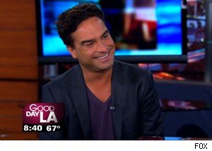 Johnny Galecki talks about 'Roseanne,' 'Big Bang Theory,' and 'Entourage' on 'Good Day LA'