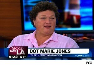 Dot-Marie Jones on her 'Glee' Emmy nomination on 'Good Day LA'