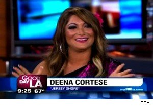 Deena Cortese of 'Jersey Shore' on 'Good Day LA'