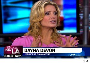 Dayna Devon talks about 'Princess Diana at 50' on 'Good Day LA'