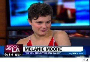 'So You Think You Can Dance' winner Melanie Moore on 'Good Day LA'