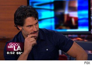 Joe Manganiello of 'True Blood' on 'Good Day LA'