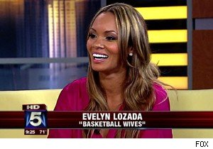 Evelyn Lozada of 'Basketball Wives' on 'Good Day New York'