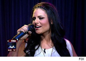 Former 'American Idol' contestant Pia Toscano on 'Good Day New York'