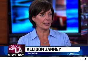 Allison Janney discusses her southern accent for 'The Help' on 'Good Day LA'