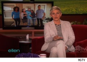 Ellen DeGeneres, 'HGV'd'