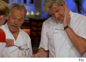 Hell's Kitchen Wolfgang Puck