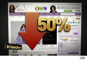 Oprah Winfrey's OWN network on 'The Insider'