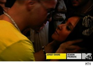'Jersey Shore' Italian premiere