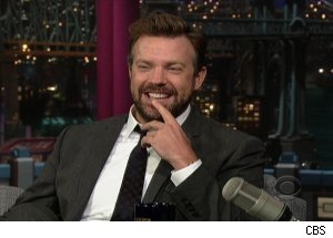 Jason Sudeikis, 'Late Show with David Letterman'