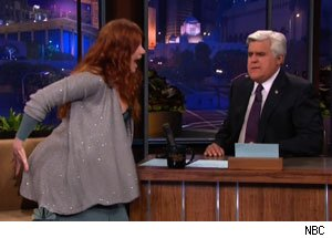 Bryce Dallas Howard Tonight Show with Jay Leno