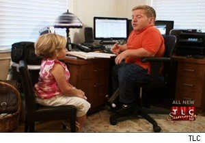 Bill Klein and Jennifer Arnold on 'The Little Couple'