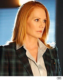 Marg Helgenberger's Teary Goodbye