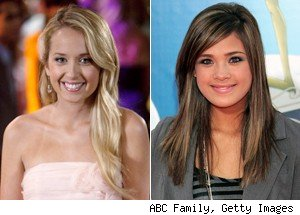 Megan Park, Nicole Gale Anderson