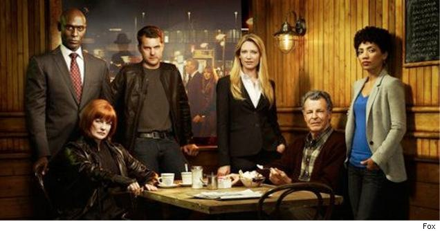 'Fringe' cast