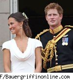 Pippa Middleton and Price Harry