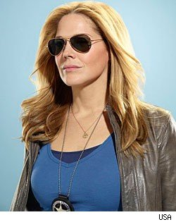 Mary McCormack, 'In Plain Sight'