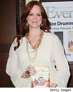 Food network articles on aol tv for Pioneer woman ree drummond husband