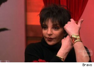 Liza Minnelli, 'Rocco's Dinner Party'