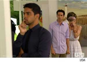 Wilmer Valderrama, 'Royal Pains'