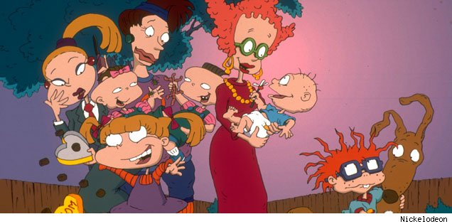 'Rugrats' 20th Anniversary: Where Are They Now?