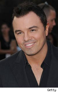 Could Seth MacFarlane Be TV's Next Late-Night Talk Show Host?