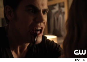 Scary Stefan, The Vampire Diaries