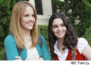 Katie Leclerc, Vanessa Marano, Switched at Birth
