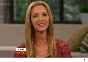 Lisa Kudrow on 'The Talk'
