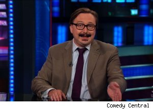 John Hodgman, 'The Daily Show with Jon Stewart'