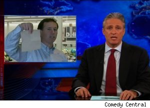 Rick Santorum, 'The Daily Show with Jon Stewart'