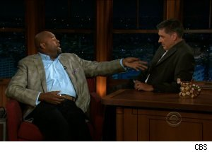 Chi McBride, 'The Late Late Show with Craig Ferguson'