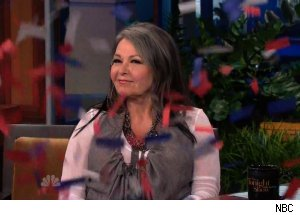 Roseanne Barr, 'The Tonight Show with Jay Leno'