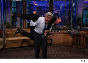 David Koechner, 'The Tonight Show with Jay Leno'
