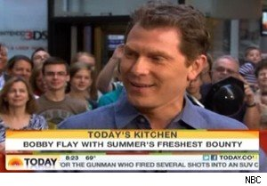 Bobby Flay talks about his 'Entourage' role on 'Today'