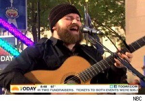 The Zac Brown Band performs 'Knee Deep' on 'Today'