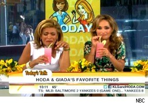 Hoda Kotb and Giada de Laurentiis don't like Miranda Lambert's
