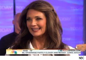 Lynda Carter performs on 'Today'