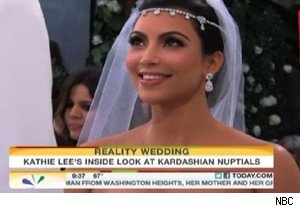 Kathie Lee Gifford and Ken Baker report on Kim Kardashian's wedding on 'Today'