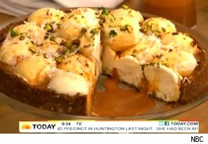 Gail Simmons' ice cream pie on 'Today'