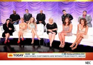 The cast of 'Dancing With the Stars' on 'Today'