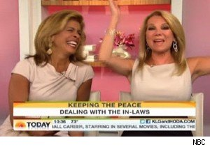 Hoda Kotb and Kathie Lee Gifford talk in-laws on 'Today'