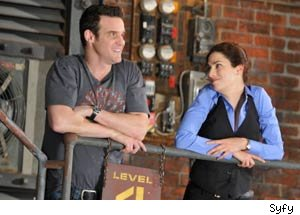 'Warehouse 13' Renewed by Syfy for Fourth Season