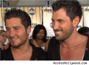 Maks and Val Chmerkovskiy