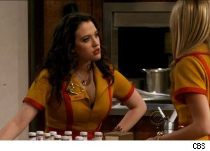 '2 Broke Girls' - 'Pilot'