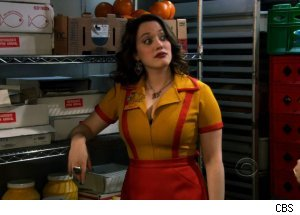 '2 Broke Girls' - 'And the Break-Up Scene'