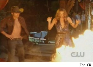'90210' season premiere - 'Up in Smoke'