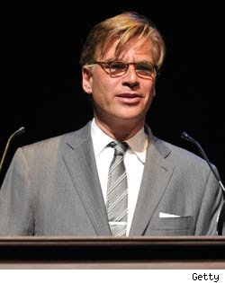 HBO Picks Up Aaron Sorkin's Cable News Drama